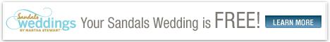 Free Weddings At Sandals Resorts