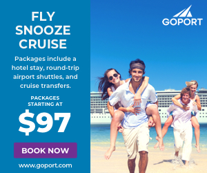 fly snooze cruise from $128