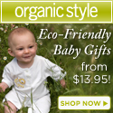 Eco-Friendly Baby Gifts from $13.95!