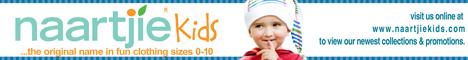 Naartjie Kids Generic Banner 468x60