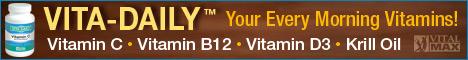 Vita-Daily Your New Daily Vitamins