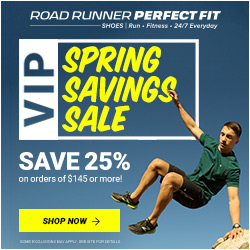 VIP Spring Savings Sale Banner 250 x 250