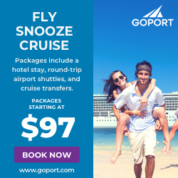 fly snooze cruise from $97