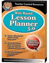 Web-Based Lesson Planner