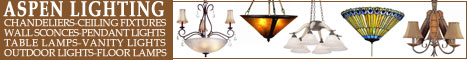 Aspen Lighting offers a wide selection