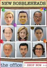 NBC Bobble Heads