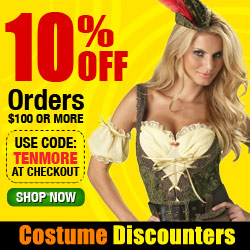 Easter Bunny Costumes at Costume Discounters
