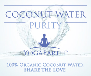 Share the Love - 100% Organic Coconut Water