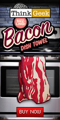 Bacon Dish Towel