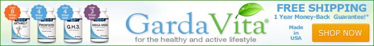 GardaVita Vitamins & Supplements