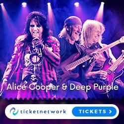 Alice Cooper Tickets