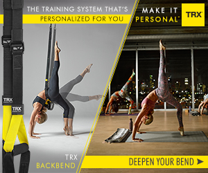 Make It Personal TRX Training Yoga