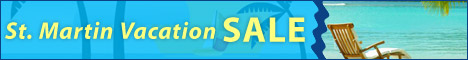 St. Martin Vacations Sale