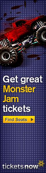 Monster Jam tickets at TicketsNow.com
