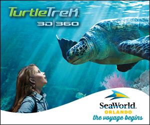 SeaWorld - Save on fun as big as the sea.