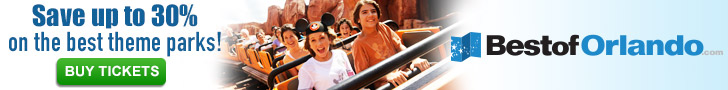 Save up to 30% on Orlando Theme Parks