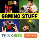 Game On at Think Geek - Shop Now!