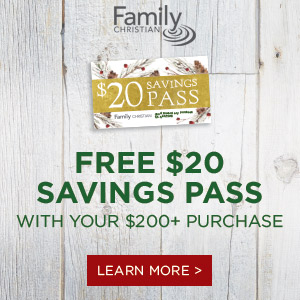 $20 savings pass with any $200 purchase