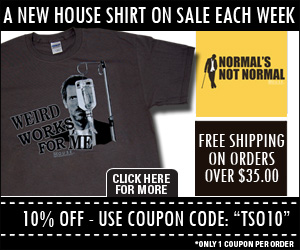 officially licensed House M.D. Shirts