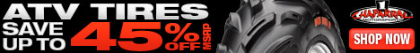 Save up to 45% 0ff MSRP On ATV Tires