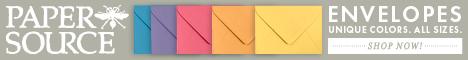 Envelopes for every ocassion