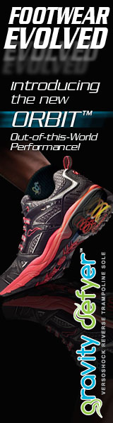 Footwear Evolved - Gravity Defyer