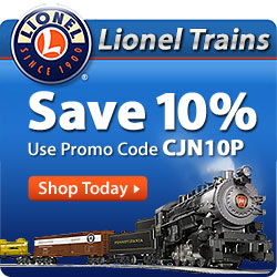 Lionel store - hobby trains and accessories