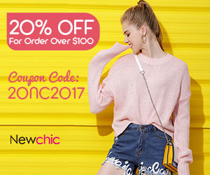20% Off Order Over $100