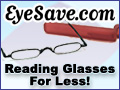 EyeSave.com - Discount Reading Glasses!