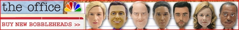 Shop for The Office Bobbleheads