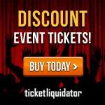 Event tickets cheap