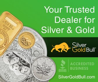Fast and Secure Shipping! SilverGoldBull.com