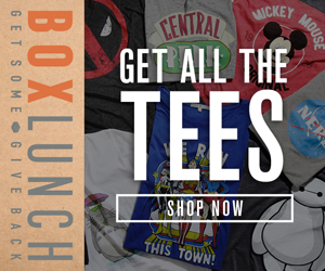 Boxlunch Tees