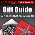 Tire Rack Holiday Gift Guide - Shop Now!