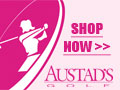 Shop Austad's Golf Womens Department