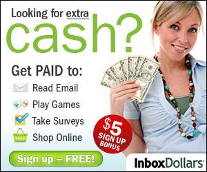 InboxDollars 300x250- Blonde