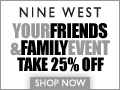thru 12/5 - F&F - 25% off Everything