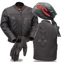 Leather Motorcycle Gear From The Bikers' Den