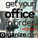 Get Your Office in Order. Find Office Organizers, Desk Organizers & More at Organize.com! SAVE $5 OFF orders $75+ with Promo Code: 5OFF75