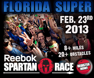 Florida Super Spartan! Feb. 23 & 24 2013 - Sign up for this Spartan Race Now!