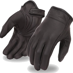 Leather Motorcycle Gloves From The Bikers' Den
