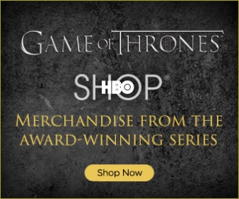 Buy Game of Thrones Merchandise Now at the HBO Shop!