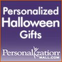 Personalized Halloween Gifts from PersonalizationMall.com