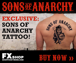 Exclusive SOA Tattoo