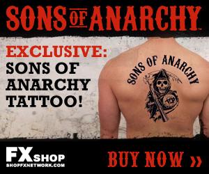 Exclusive SOA Tattoo