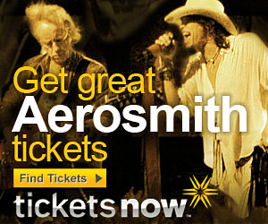 Get Aerosmith Tickets