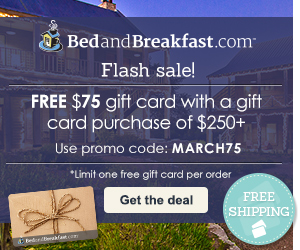 FREE $75 gift card