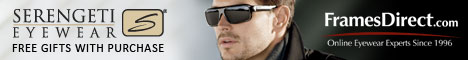 Serengeti Sunglasses - Free Gift