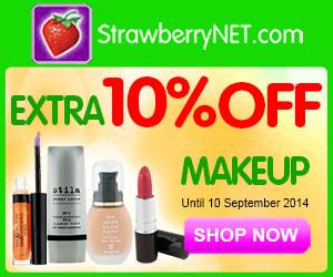 Extra 10% Off Makeup