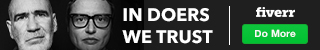 320x50 In Doers We Trust